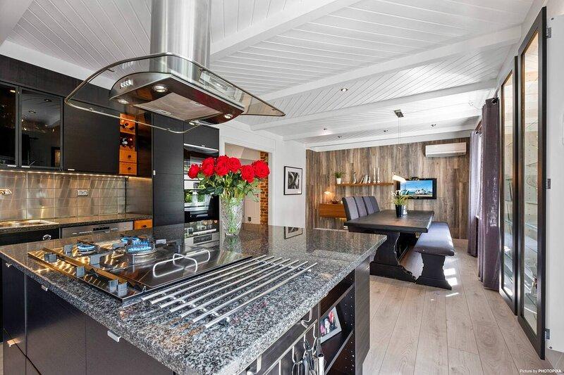 Exclusive villa in the center of Stavanger, location de vacances à Strand Municipality