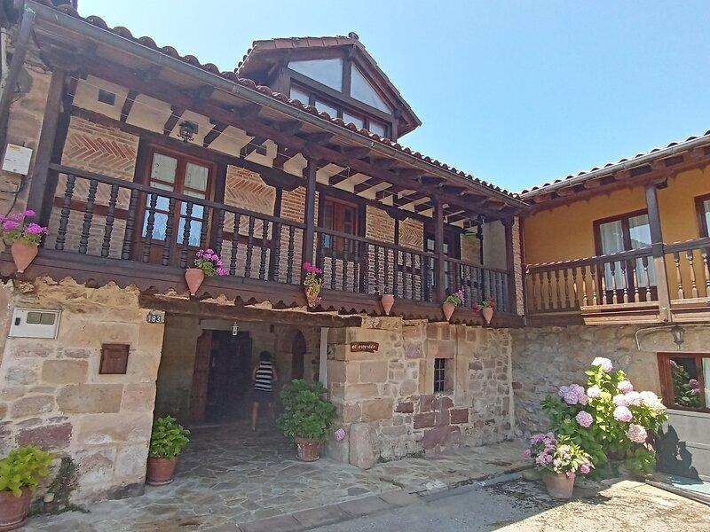El Espesedo de Cabárceno, holiday rental in Castaneda