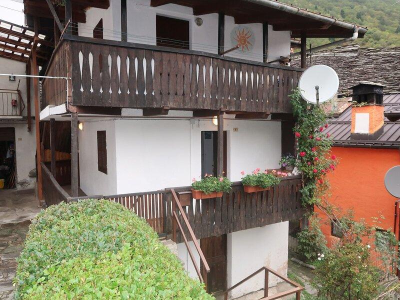 Ardene (MCG451), casa vacanza a Domodossola