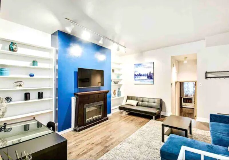 Beautiful 3 Bedroom Apt in Heart of Center City, Ferienwohnung in Collingswood