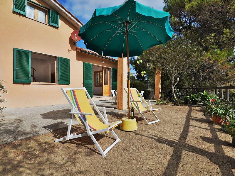 Campo Grande (RIO231), vacation rental in Nisporto