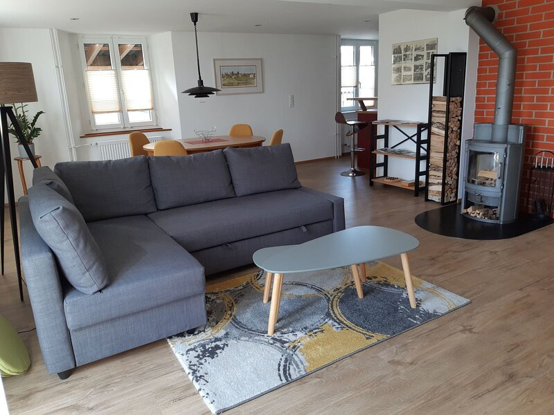 Appartement - Le Pélerin, holiday rental in Moutier