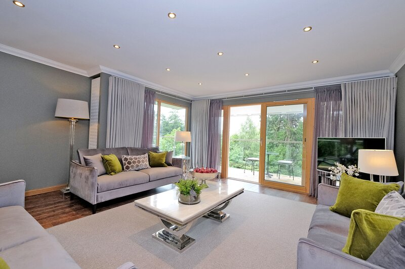 Stunning Family Home in Cults, Aberdeen, holiday rental in Blackburn