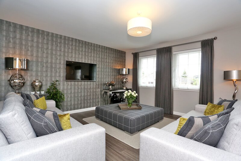 Blissful Inverurie Home close to the Town Centre, holiday rental in Blackburn