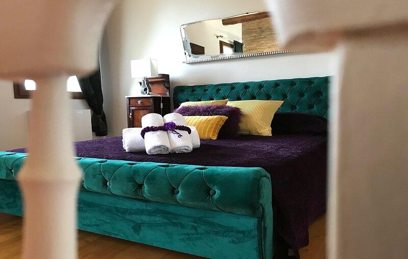 B&B Tenuta della Duchessa - Junior Suite, holiday rental in Porto Tolle