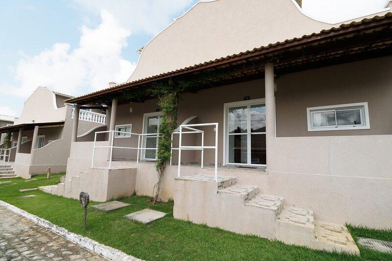 Casa deliciosa no Eco Village Fazenda Fiore, holiday rental in Ipioca