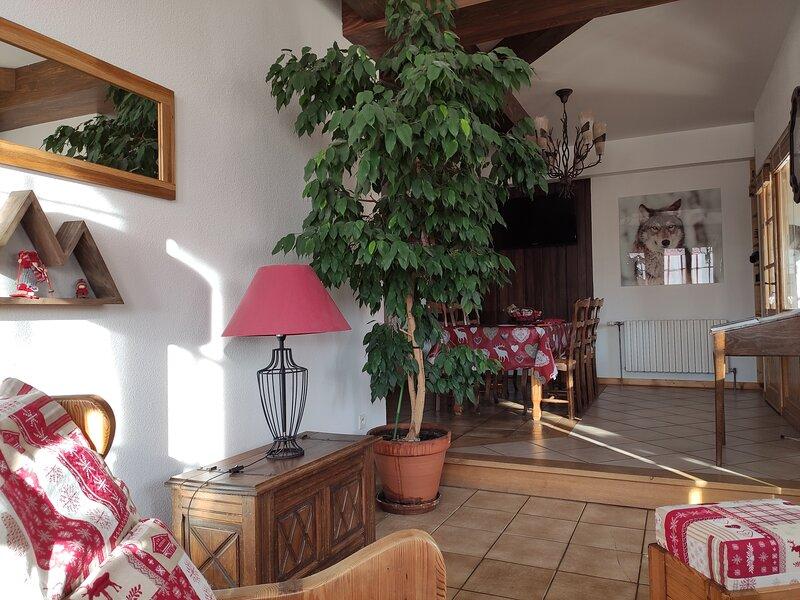 LA SOURCE DU PRE MASSET, casa vacanza a Doubs