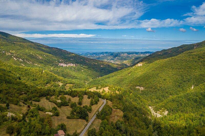 Ca' del Gallo - Salogni, holiday rental in Bobbio