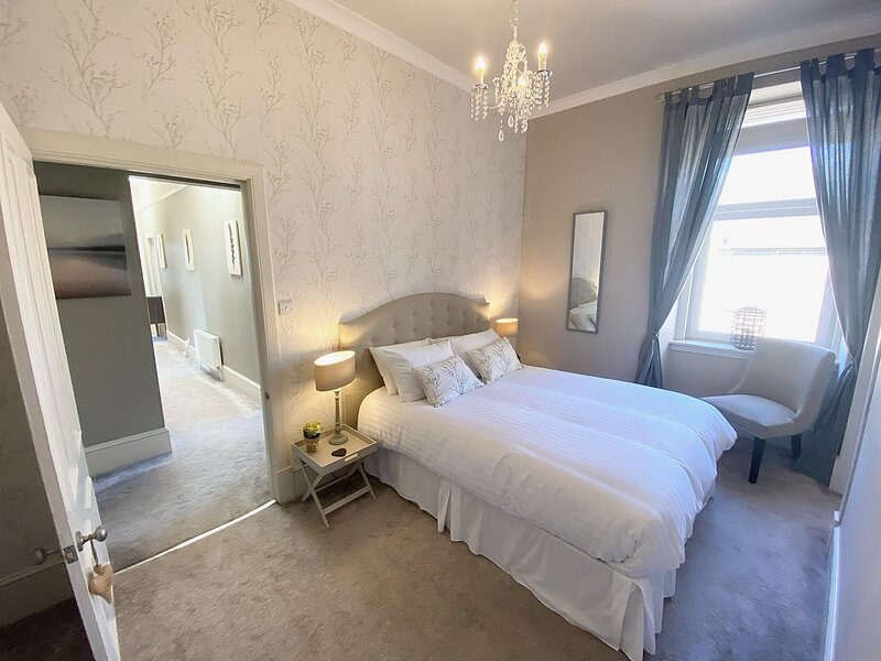 Luxury Apartment near the beach in Nairn, Scotland, holiday rental in Ardersier