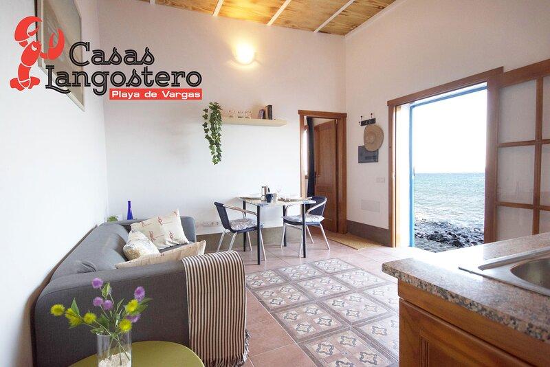 Casa Langostero Salinas, holiday rental in El Burrero