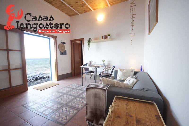 Casa Langostero Rocas, holiday rental in El Burrero