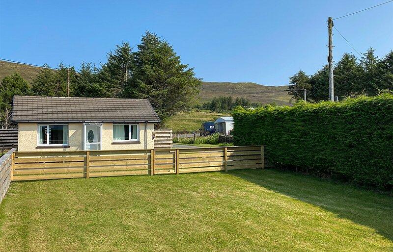 1 Borve, Isle of Skye, location de vacances à Treaslane