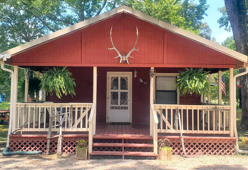 Caddo Lake Hideaway, holiday rental in Karnack