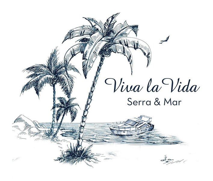 Vivalavida_Serraemar, Cercada de mata nativa e frente ao mar., casa vacanza a Saco do Ceu