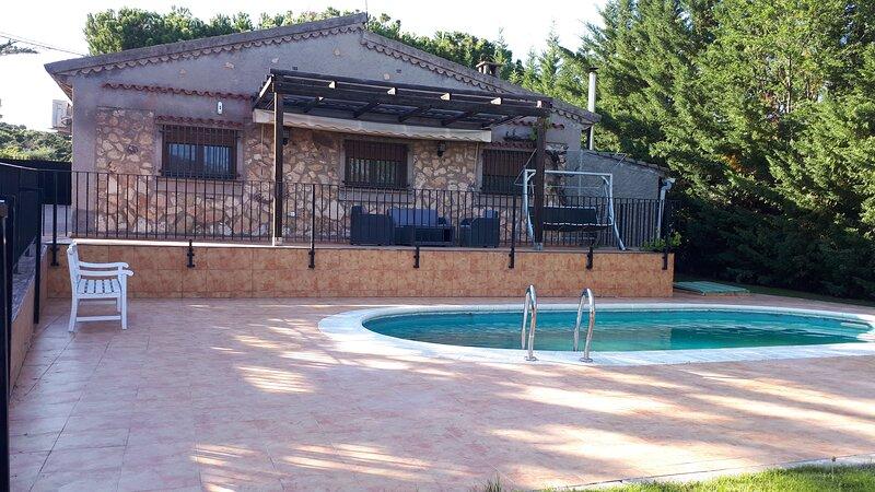 Villa Rodanas, vacation rental in Almonacid de la Sierra