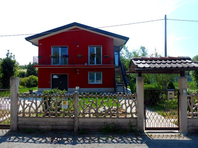 VCE House - Your Venice City getaway, aluguéis de temporada em Musestre