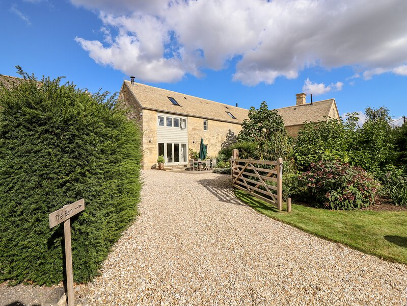 Stow Cottage Barn, Churchill, Oxfordshire, alquiler de vacaciones en Chipping Norton