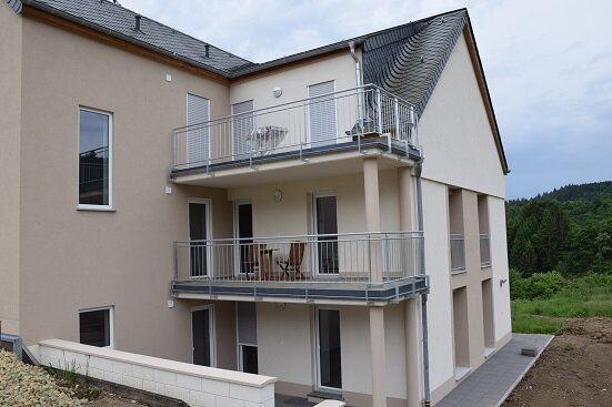 Ruim en comfortabel appartement met grote tuin en terras 27B, location de vacances à Wallendorf Pont