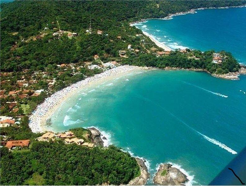 O melhor de Ubatuba está aqui. Você vai ter tudo a pé., holiday rental in Praia do Itamambuca