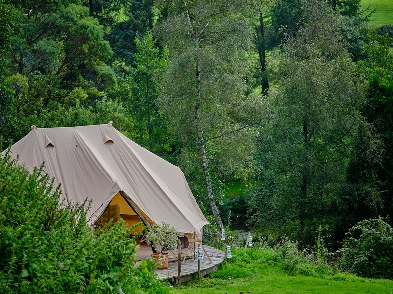 Poppy bell Tent, vacation rental in North Molton