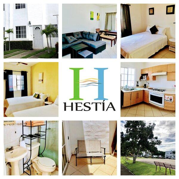 Casa Hestia Nuevo Vallarta, location de vacances à Jarretaderas