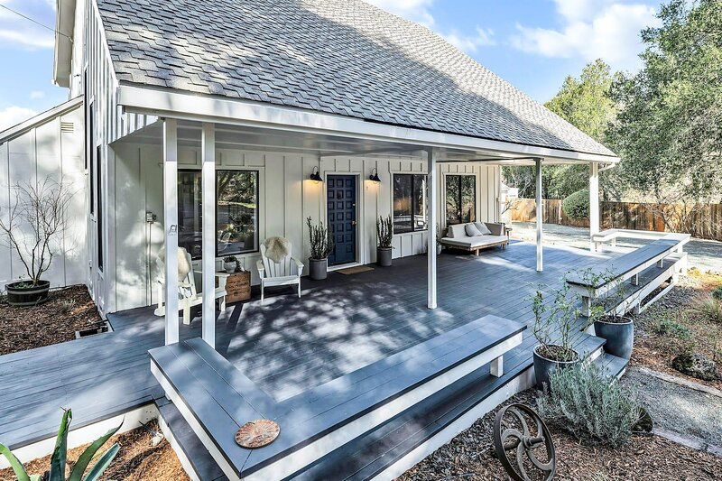 The Calistoga Cottage, alquiler de vacaciones en Calistoga