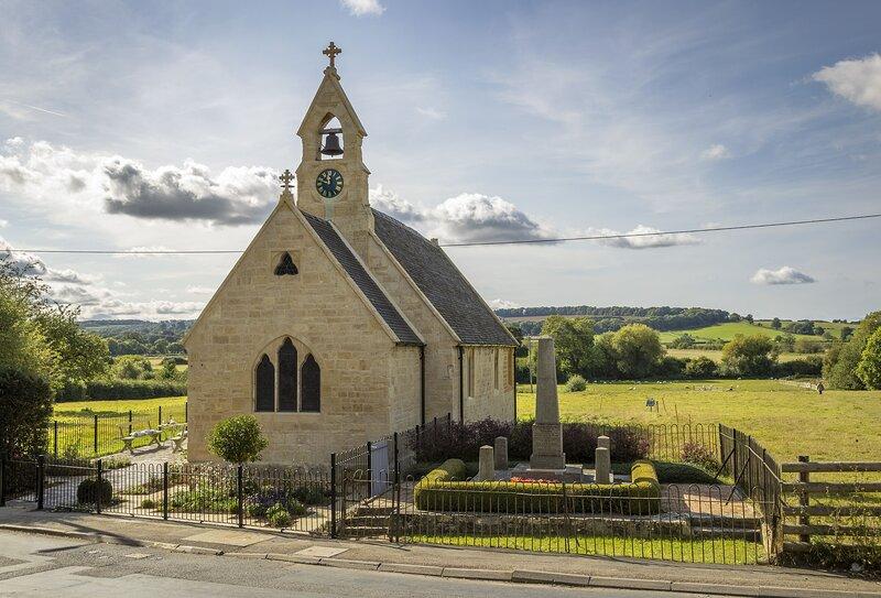 The Old Mission Church, alquiler de vacaciones en Shipston on Stour