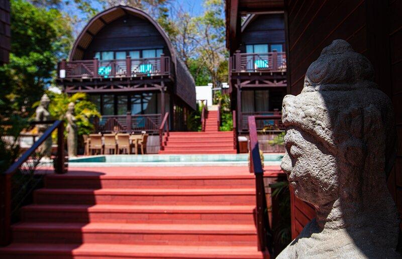 4 Elements Contadora Water Villa, alquiler vacacional en Isla Saboga