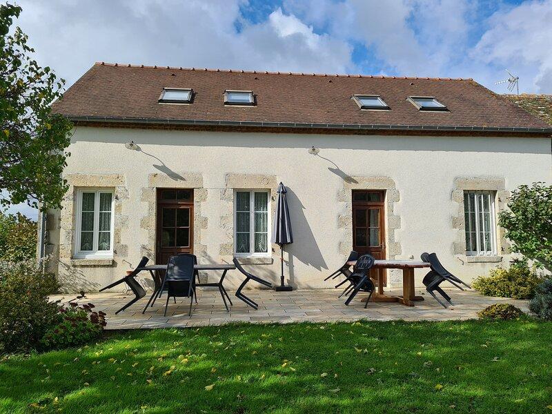 Gîte des Bois de Romaison, holiday rental in Chevillon-sur-Huillard