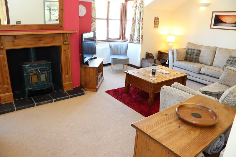 Beautiful 4-Bed House, Polperro with harbour views, holiday rental in Polperro