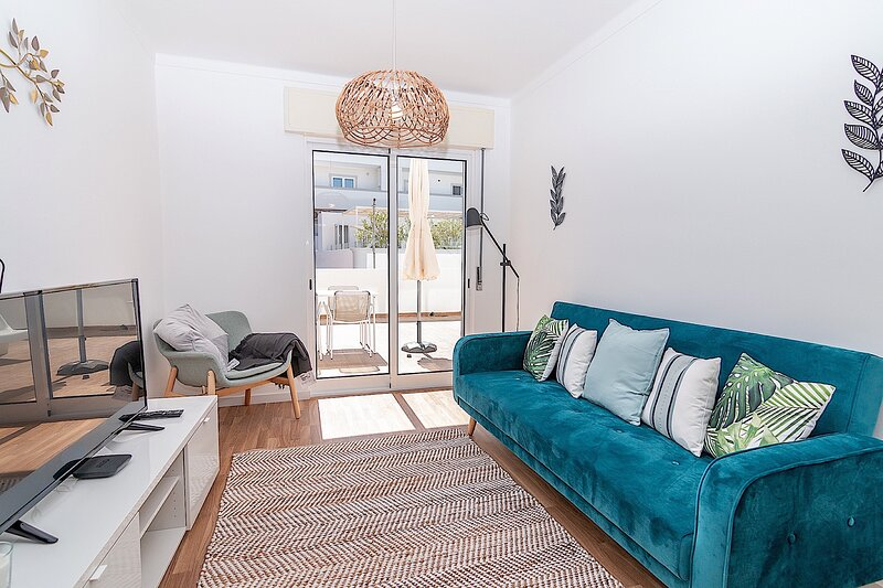 Bossa Apartment, Olhão, Algarve – semesterbostad i Olhao