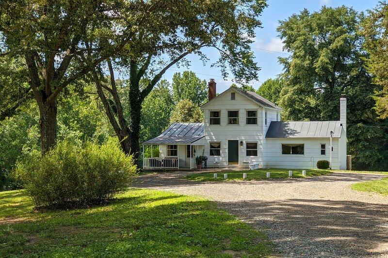 NEW! 'The Shotwell House:' Shenandoah Nat'l Park – semesterbostad i Gordonsville