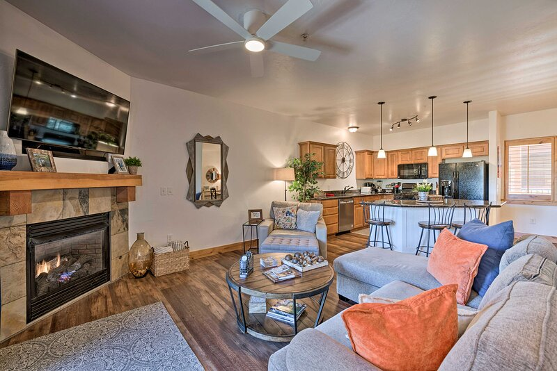 Park City Condo w/ Amenities - 5 Min. to Lifts!, casa vacanza a Snyderville