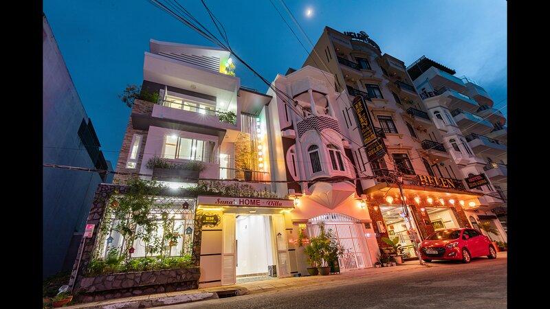 Sunas Home - Villa in Vung Tau, aluguéis de temporada em Ba Ria-Vung Tau Province