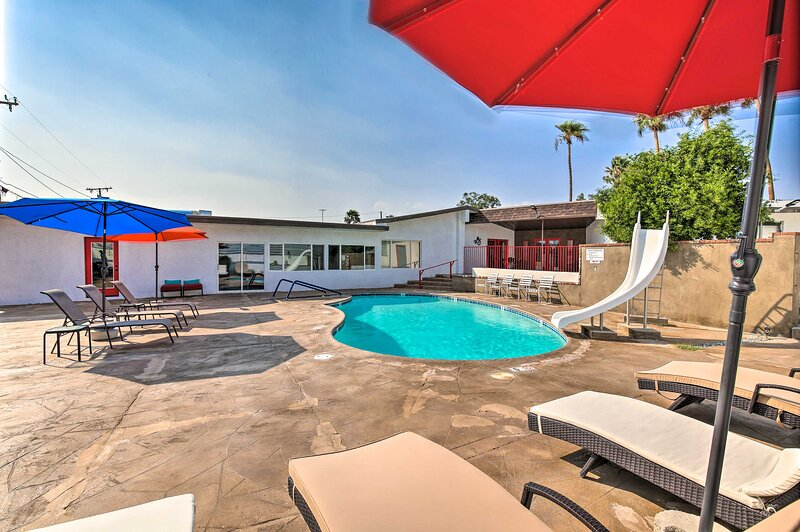 Airy Home w/ Pool, 12 Mi to Dtwn Palm Springs!, vacation rental in Desert Hot Springs
