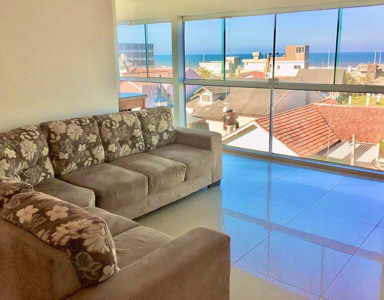 Apto 3D c/Vista Mar, alquiler de vacaciones en Balneario Pinhal