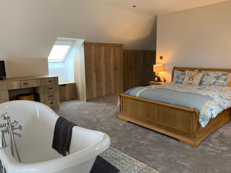 Valley View Luxury Lodges in the Ribble Valley, casa vacanza a Longridge