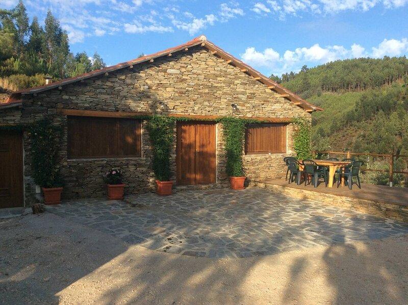 Quinta da Castanha Baralha in Dreia, aluguéis de temporada em Póvoa de Midões