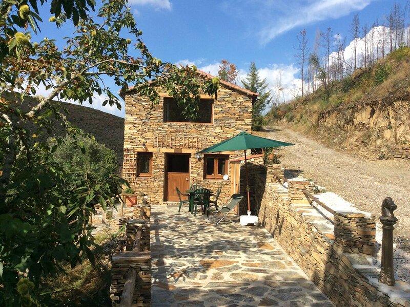 Casa de Lord Syd, Quinta da Baralha Chestnut, aluguéis de temporada em Póvoa de Midões