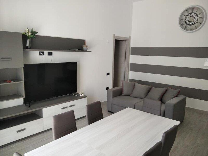 Appartamento nuovissimo-CAGLIARI – semesterbostad i Assemini