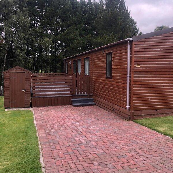 Birchfield Lodge, holiday rental in Carrbridge