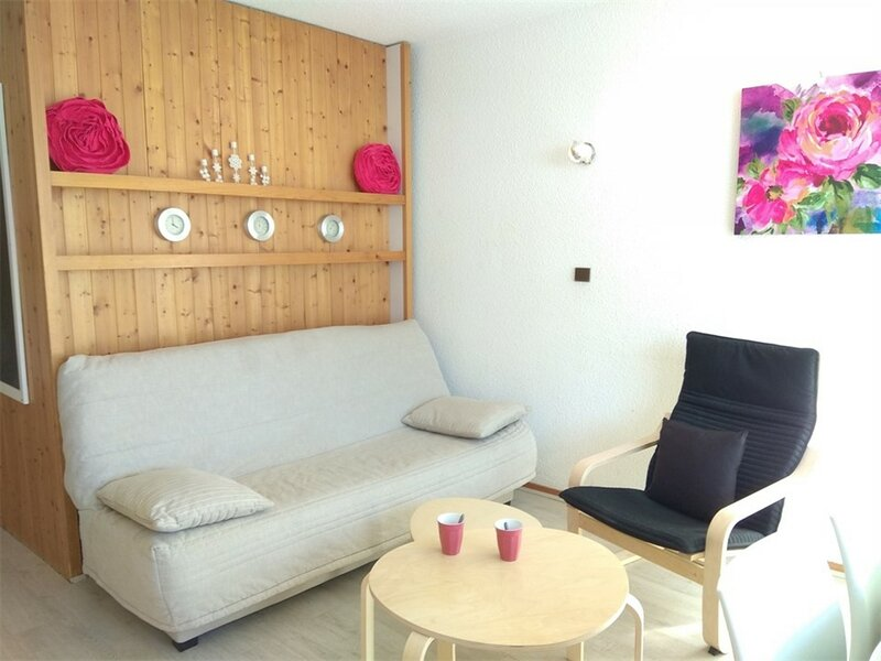 STUDIO CABINE 5/6 PERS. 6 couchages PIAU-ENGALY, alquiler de vacaciones en Aragnouet