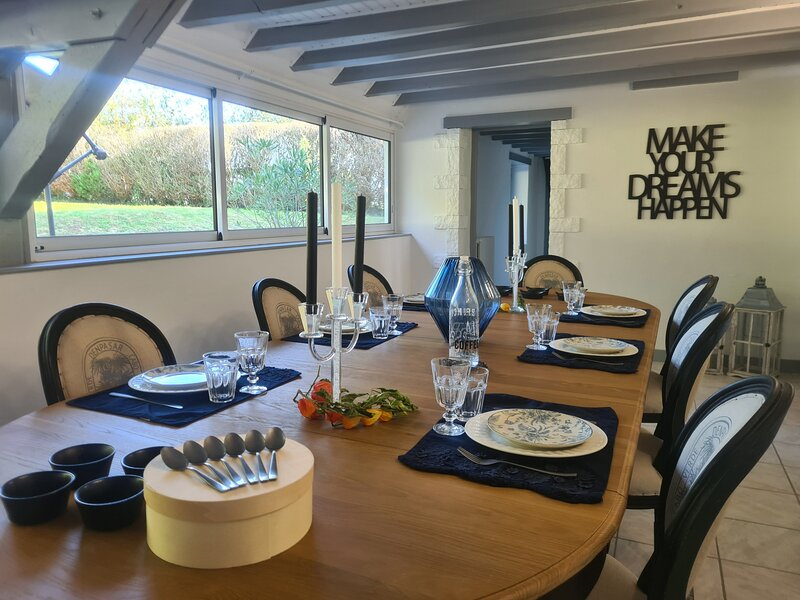 Le Moulin Coutant, holiday rental in Gracay