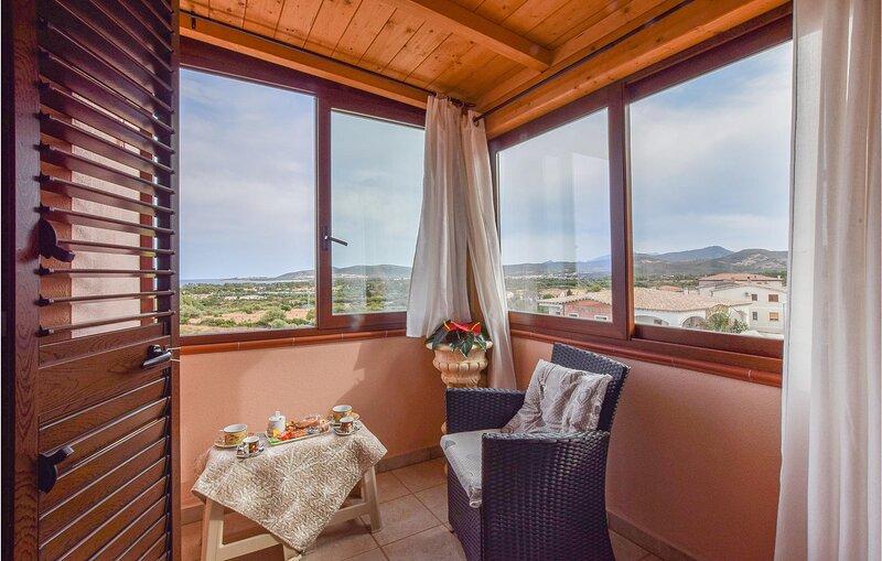 Awesome home in Agrustos with 1 Bedrooms (IGS103), alquiler vacacional en Birgalavo