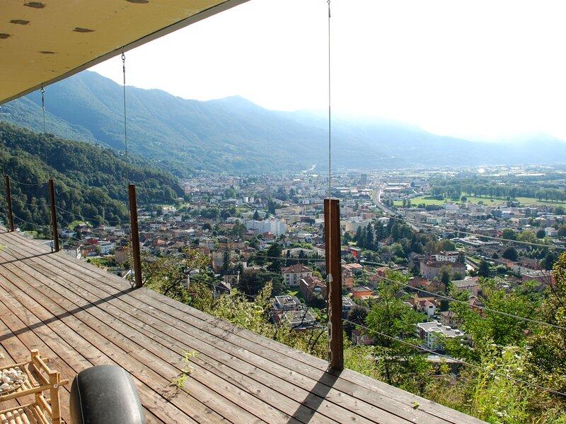 Villa Relax & SPA, aluguéis de temporada em Bellinzona