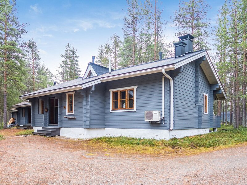 Purnukylä 6, location de vacances à Vallioniemi