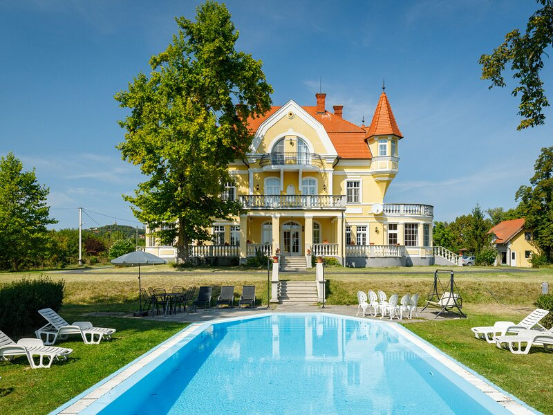 Zichy, vakantiewoning in Polany