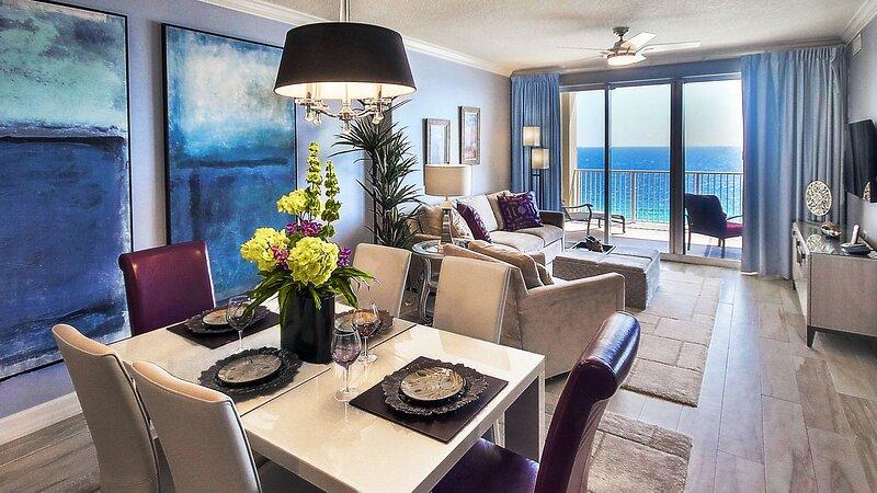 LUXURY VACATION CONDO - FREE Beach Service, alquiler de vacaciones en Laguna Beach
