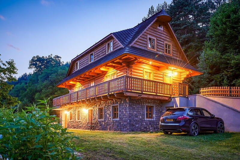 Lubka Lodge, location de vacances à Banska Bystrica