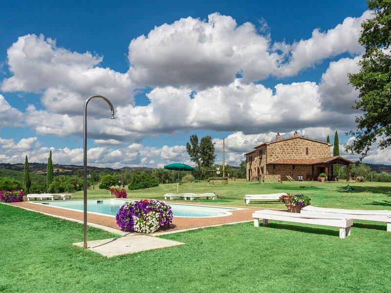 Casale Poggio Lupinaio, casa vacanza a Poggio Murella